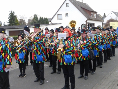 Karneval Umzug Hundsangen 2017