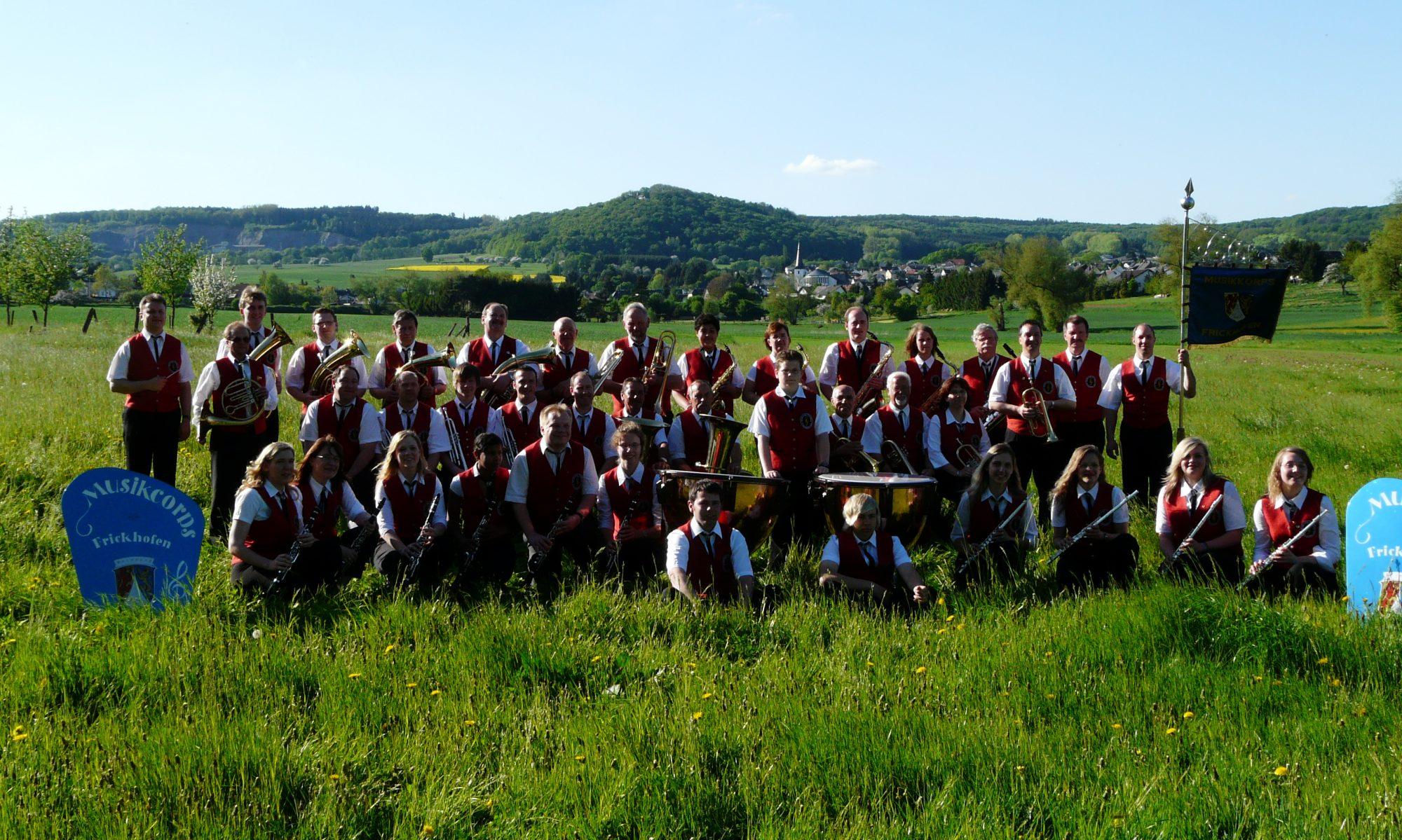"""Musikkorps """"Blau-Orange"""" Frickhofen e.V."""